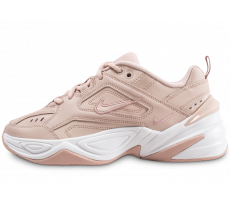 Chaussures Nike M2k Tekno beige femme