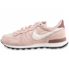 Chaussures Nike Internationalist beige femme