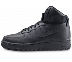 Chaussures Nike Air Force 1 High noire femme