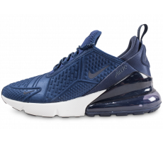 Chaussures Nike Air Max 270 bleu marine junior