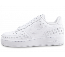 Chaussures Nike Air Force 1 '07 XX blanche femme