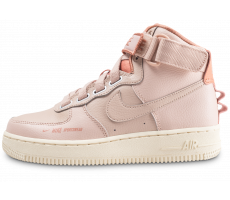 Chaussures Nike Nike Air Force 1 High Utility rose femme