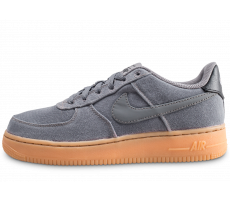 Chaussures Nike Air Force 1 LV8 Style grise junior