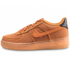 Chaussures Nike Air Force 1 LV8 Style marron junior