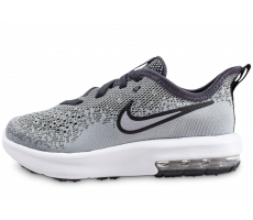 Chaussures Nike Air Max Sequent 4 grise enfant