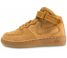 Chaussures Nike Air Force 1 Mid LV8 Wheat enfant