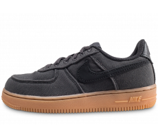 Chaussures Nike Air Force 1 LV8 Style noir enfant