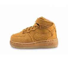 Chaussures Nike Air Force 1 Mid LV8 Wheat bébé