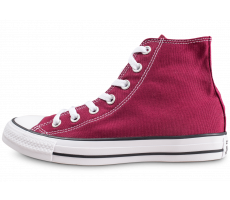 6cd32f59cdad Chaussures Converse Chuck Taylor All Star Hi bordeaux femme