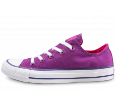 Chaussures Converse Chuck Taylor All Star Low violet femme