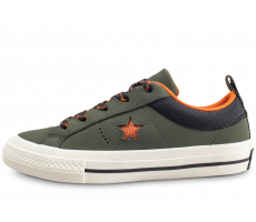 Chaussures Converse One Star Sierra Low Top enfant