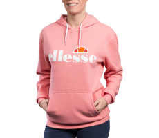 Textiles Ellesse Sweat Torices rose femme