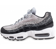 Chaussures Nike Air Max 95 Premium Contrast grise femme