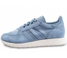 Chaussures adidas Forest Grove bleue femme