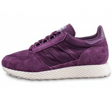 Chaussures adidas Forest Grove violette femme