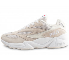 various colors f715d f9aaa Chaussures Fila Fila 94 Low blanche et grise
