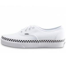 Chaussures Vans Authentic Check Foxing femme