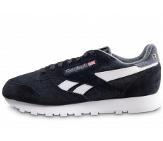 Chaussures Reebok Classic Leather noire