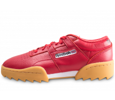 Chaussures Reebok Workout Ripple OG rouge