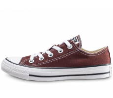 Chaussures Converse Chuck Taylor All Star Low marron femme