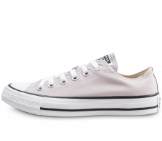 Chaussures Converse Chuck Taylor All Star Low beige clair femme