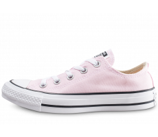 e2a7e2f31fb39 Chaussures Converse Chuck Taylor All Star Low rose pâle