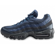 7d78018d7f4 Nike Air Max 95 Ultra Essential triple noir - Chaussures Baskets ...