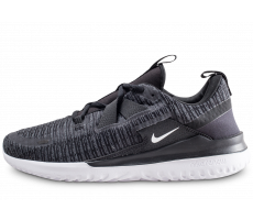 Chaussures Nike Renew arena noire et grise