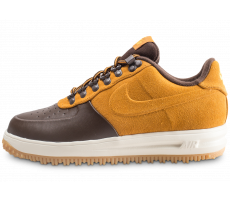 Chaussures Nike Lunar Force 1 Duckboot Low marron