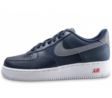 Chaussures Nike Air Force 1 '07 LV8 bleue