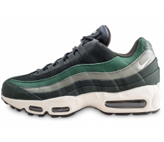 huge selection of 6f022 b9a04 Chaussures Nike Air Max 95 essential verte