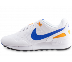 official photos e4b6e 1de92 Chaussures Nike Air Pegasus 89 blanche et bleue