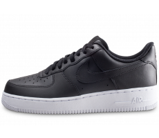 Chaussures Nike Air Force 1 ´07 noire et blanche