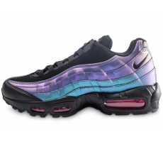 Chaussures Nike Air Max 95 Premium Black Laser