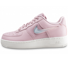 online store a00b1 291ca Chaussures Nike Air Force 1  07 SE Premium rose femme
