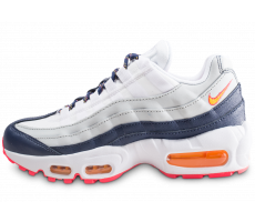 Chaussures Nike Air Max 95 Premium Laser Orange femme