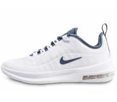 Chaussures Nike Air Max Axis blanche et noire junior
