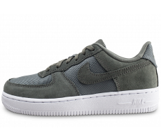 Chaussures Nike Air Force 1-1 grise enfant