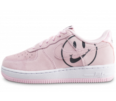 Chaussures Nike Air Force 1 LV8 rose enfant