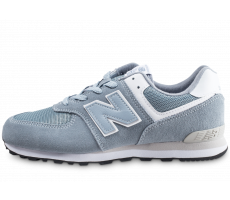 Chaussures New Balance GC574EY bleu junior