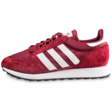 Chaussures adidas Forest Grove bordeaux