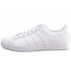Chaussures adidas Coast Star triple blanc