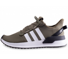 Chaussures adidas U Path Run kaki