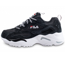 Chaussures Fila Ray Tracer noire enfant