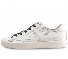 Chaussures Pony Top Star blanche