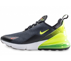 Chaussures Nike Air Max 270 Crimson Aloe Volt