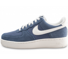 Chaussures Nike Air Force 1 '07 bleue
