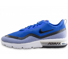 Chaussures Nike Air Max Sequent 4.5 SE bleue