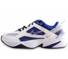 sneakers for cheap e2e48 402ff Chaussures Nike M2K Tekno bleu royal