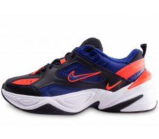 sports shoes be513 99153 Chaussures Nike M2K Tekno bleu Crimson